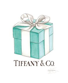 Tiffany & Co. Box and Ribbon Breakfast at by StephanieJimenez