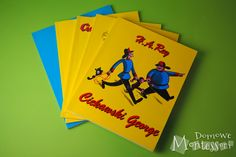 Seria książek - Ciekawski George