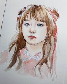 #wjsnxiao #wjsn #wjsnfanarts #cosmicgirlsxiao #xiao #cosmicgirlsfanart #watercolour #kpopfanart #kpop #illustrator #illustration