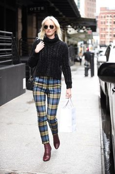 Leighton Meester Is Now Platinum Blonde — & No, It's Not A Wig+#refinery29