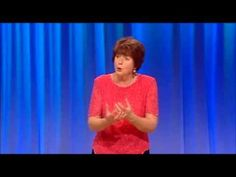 Pam Ayres: Dad's Swimming Costume - YouTube