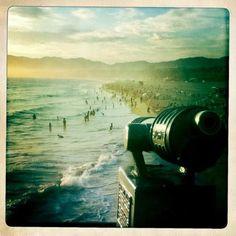 Interesting beach shot.