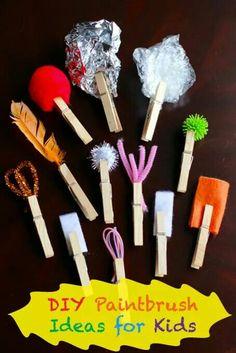Ideas para pintar en preescolar