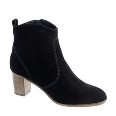 Aggie ankle boots in suede - boots - Women's shoes - J.Crew