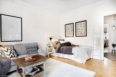 one room apartment idea