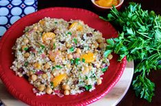 Moroccan Citrus Cous Cous Salad EPCOT COPY CAT RECIPE