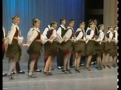 Greek Dance Sirtaki Igor Moiseevs Ballet