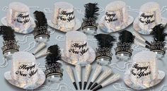 Diamond New Year's Assortment for 50! You'll receive hats, tiaras, horns and beads!