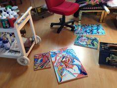https://flic.kr/s/aHsk4cKZoA | Studio ed atelier Mio | Gli spazi sono importanti. Le opere d'arte di grande dimensione hanno bisogno di spazio. Sono disponibile per far visionare le mie opere ad eventuali interessati. L'ARTE non DEVE MORIRE.