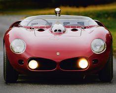 "gentlementools: "" 1961 Ferrari 250 TRI61 """