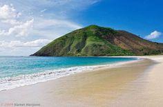 Mawun Beach, Lombok.
