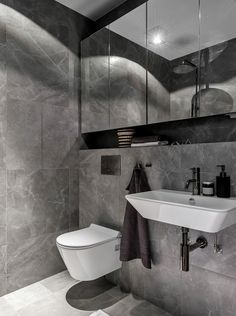 24 Modern Bathroom You Should Keep interiors homedecor interiordesign homedecortips Bathroom Design Luxury, Modern Bathroom Design, Bad Inspiration, Bathroom Inspiration, Design Apartment, New Interior Design, Toilet Design, European Home Decor, Small Bathroom