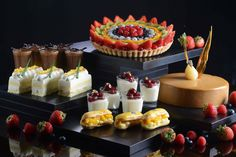 The Lounge - Sunday Brunch Assorted Desserts 1