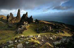 The Old Man of Storr - Isle of Skye - Isle of Skye, Highland
