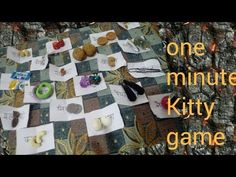 Super ideas Ladies Kitty game one minute Kitty party game - YouTube