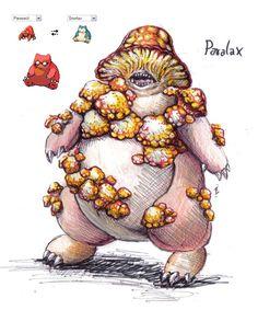 Pokefusion Paralax by AlexViana on deviantART