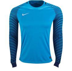 5a2dd73fd Nike Long Sleeve Gardien Goalkeeper Jersey-blue-s