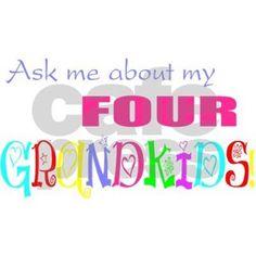 My 4 Granddaughters