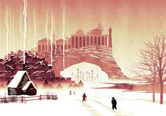Frozen Solitude by Lelek1980 on deviantART