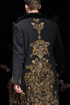 Dolce & Gabbana Fall 2012 Menswear Accessories Photos - Vogue