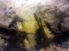 Abstracción43 - Painting ©2012 by Lola Castillejo Ribera -