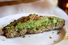 Cafe Gitane: avocado toast