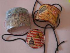 tutoriel bracelet en papier  mimisse.fr/blog