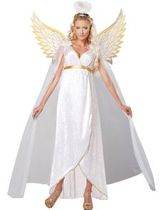 Guardian Angel Womens Costume #christmas