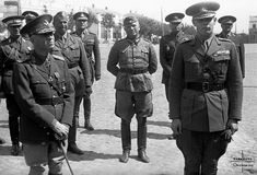 Ion Antonescu and King Michael Primate, Axis Powers, World War Ii, Brave, Military Jacket, Respect, Community, King, Home