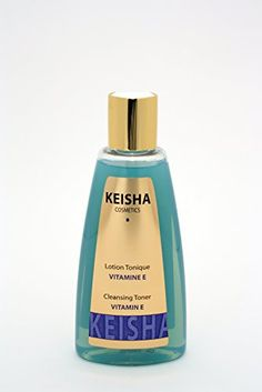 Keisha Cosmetics Lotion Tonique Acne Daily Facial Wash Normal to Oily Skin Types Cleansing Toner with Vitamin E 200ml - Anti Dark Spots - http://best-anti-aging-products.co.uk/product/keisha-cosmetics-lotion-tonique-acne-daily-facial-wash-normal-to-oily-skin-types-cleansing-toner-with-vitamin-e-200ml-anti-dark-spots/