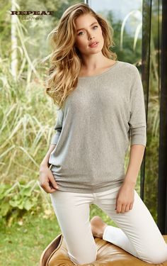 REPEAT cashmere | Cashmere in Spring and Summer? Absolutely!