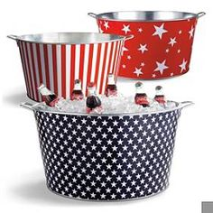 The Preppy Chef: A few of my favorite things....Red, White and Blue