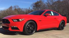 2015 Ford Mustang GT Petty's Garage Stage 1 presented as Lot S80 at Kansas City, MO