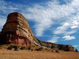 'n Towerende rotsformasie in Fouriesburg in die Drakensberge. Monument Valley, Nature, Travel, Naturaleza, Viajes, Destinations, Traveling, Trips, Nature Illustration