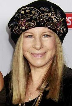 Barbra - love the hat