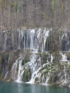 Plivitce Lakes National Park with its tremendous number of water falls