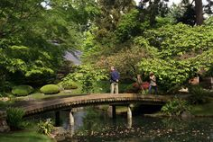 One of the most authentic #Japanesegardens in the world is Nitobe Gardens in #Vancouver, Canada