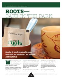 By Rutaksha rawat -ROOTS—CAFE IN THE PARK.pdf by Rutaska.Rawat - DocStoc - Online Powerpoint Presentation and Document Sharing - DocFoc.com