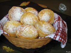 Verdade de sabor: Португальские пирожные с творогом / Queijadas de requeijão
