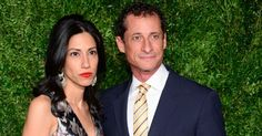 Anthony Weiner and Huma Abedin to split after latest sexting scandal