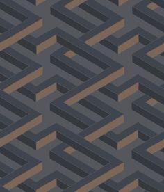 Cole & Son - Geometric II - Luxor 105-1001 RGB