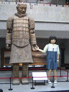 Xi'an Terracotta Warrior museum