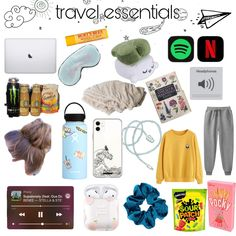Travel Packing Checklist, Road Trip Packing List, Road Trip Hacks, Road Trip Checklist, Travel Bag Essentials, Road Trip Essentials, Travel Backpack, Car Travel, Just In Case