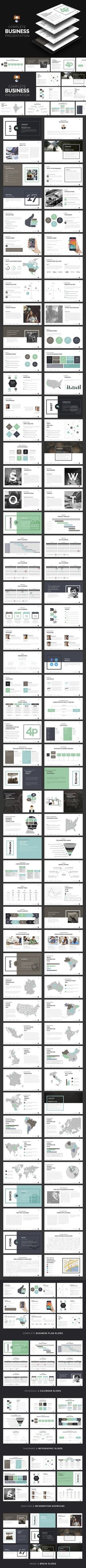 Business Keynote Presentation. Presentation Templates