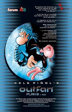 Publi de #Outfan Comic. 2003. #fanhunter25años De @haditje Ref: Jet Li.