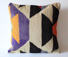 modern bohemian throw pillow from organicshinesociety on #etsy
