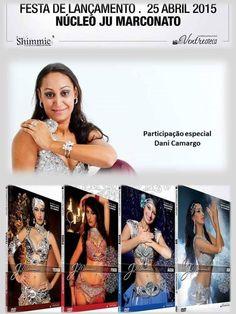 Dani Camargo - A Dança do Ventre em Campinas - No Lançamento do DVD 4 Elementos