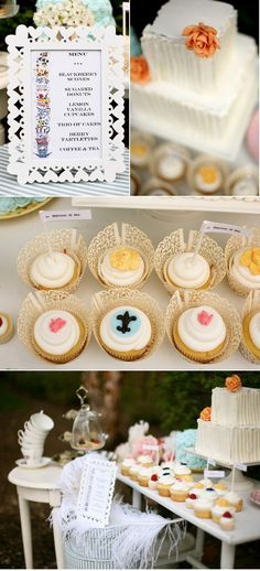 cute tea party bridal shower - @Michelle Horan you should get out this website and others for ideas