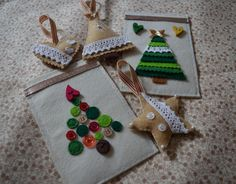 Christmas crafts and cards