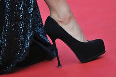 premium selection 3eddb d24da Zapatos, Kate Beckinsale, Cannes